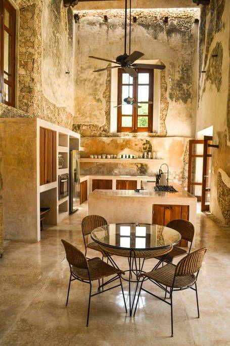 Photo of Tamchen: a luxurious private hacienda – Villas for Rent in Tedzits, Yucatán, Mexico