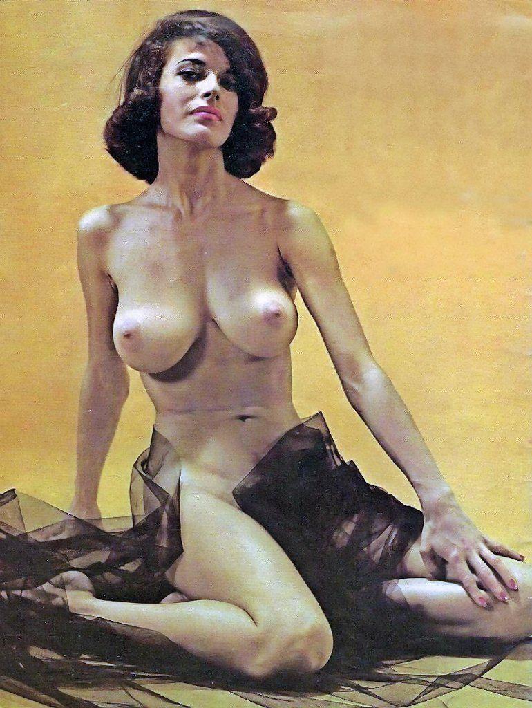 Girl nudist caught