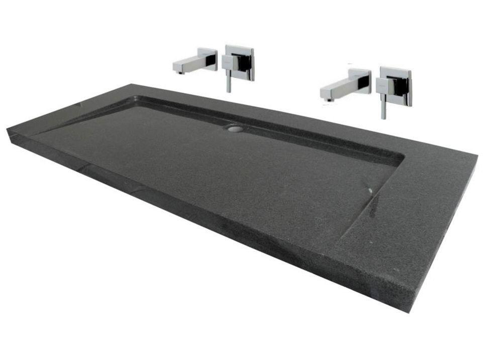 Details zu Waschbecken aus Naturstein, Granit, Model \