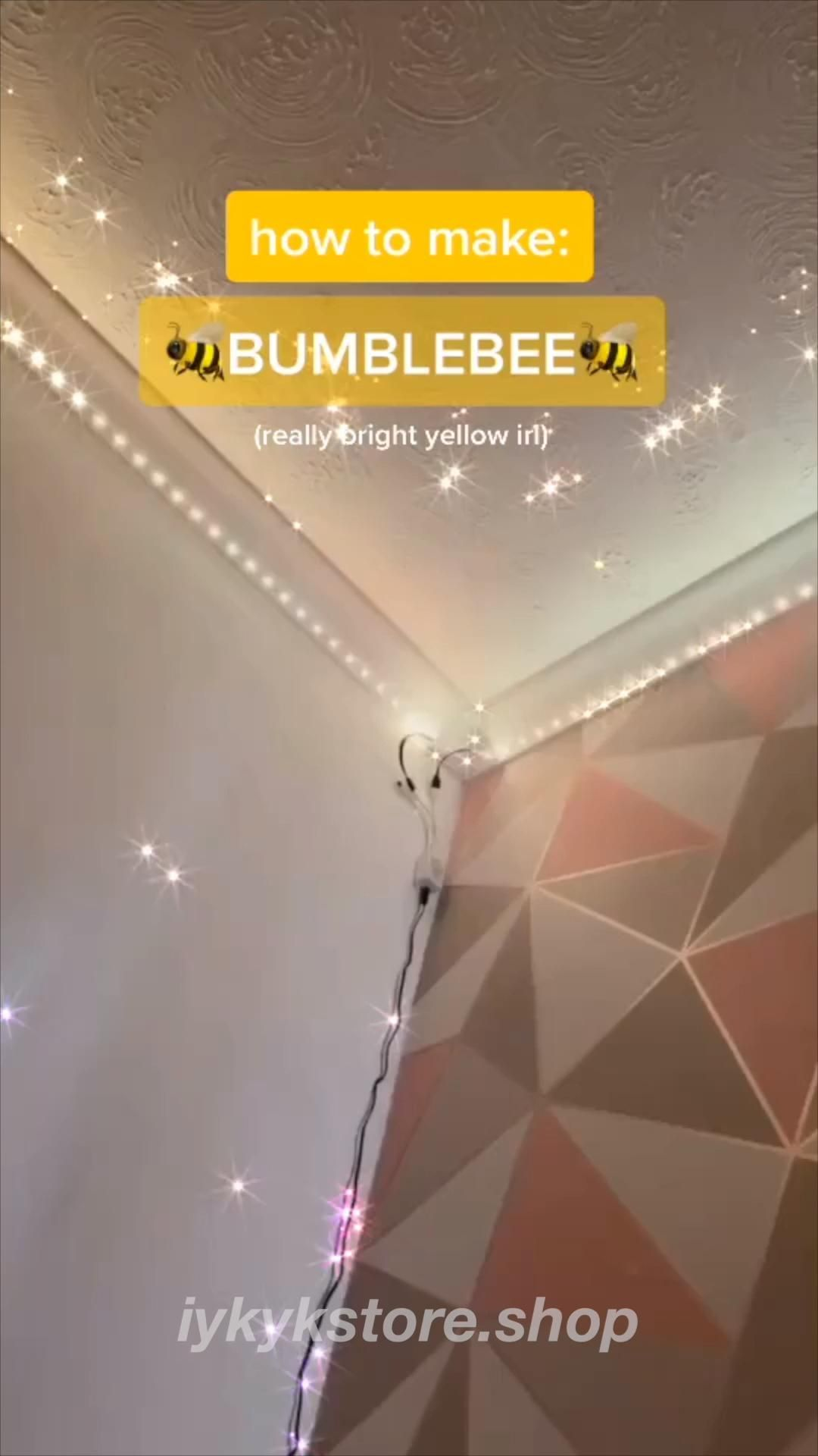 How to make yellow light look white