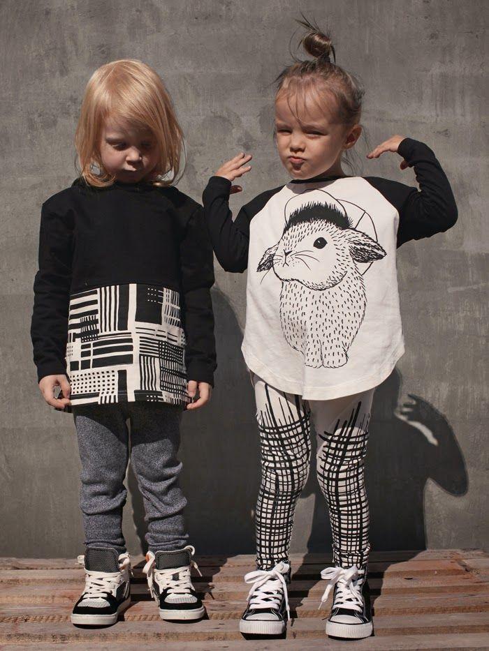Mainio Clothing AW14 - Cool organics for kids   KID