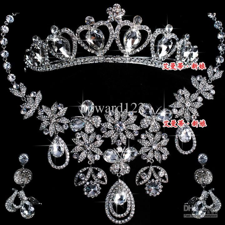 Wedding Jewelry Sets With Catchy Designs And Perfect For Your