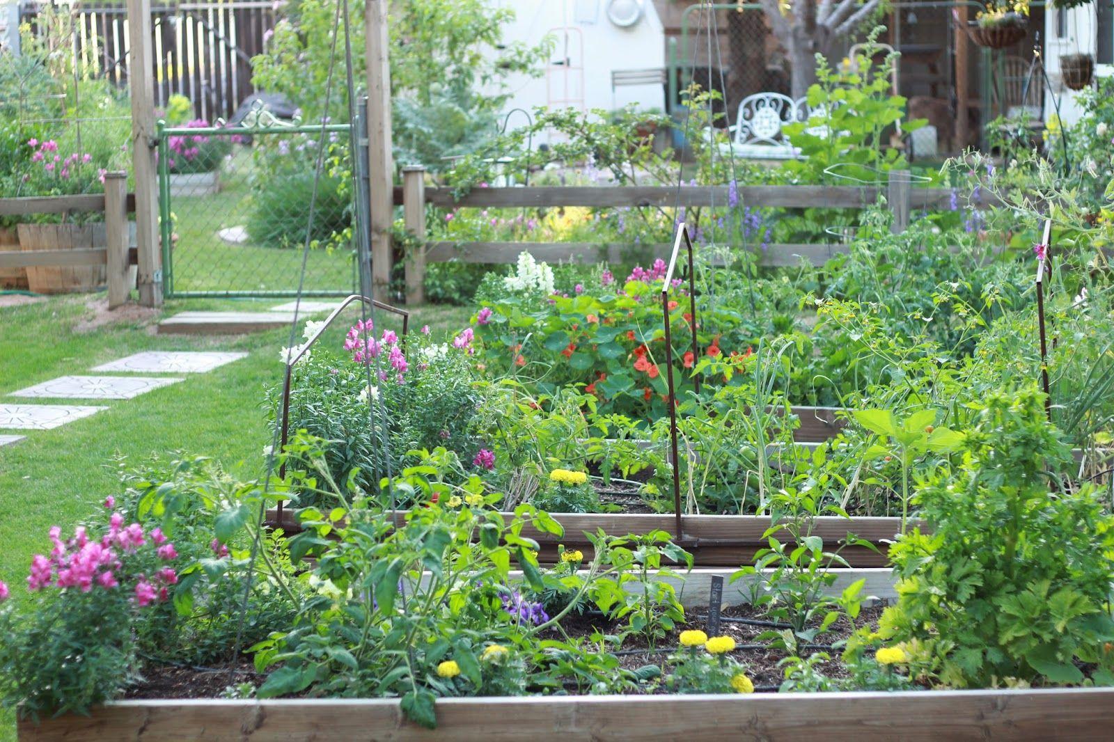 The Arcadia Edible Garden Tour Photos | Edible garden ... on Arcadia Backyard Designs id=46776