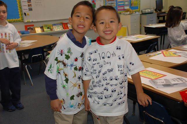 Fairmont Blog: SHORT STORY 100th day of school