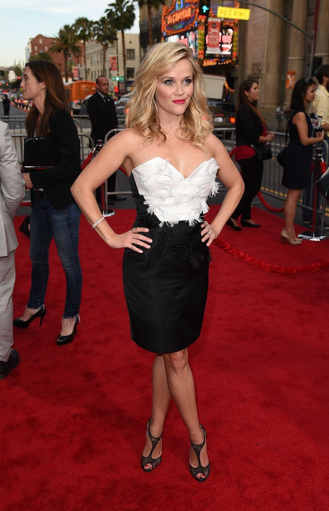 Reese Witherspoon Photos: Premiere of 'Hot Pursuit' - Red Carpet