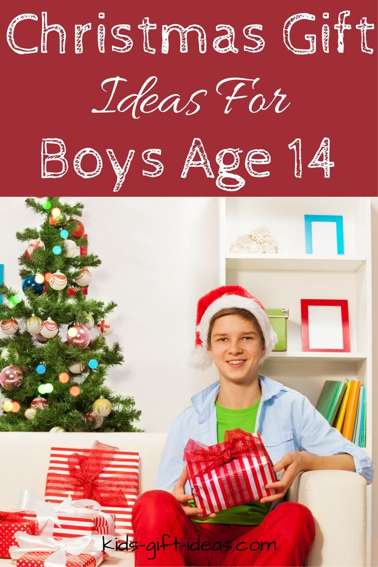 Best ideas for gifts 14 year old boys will love kids