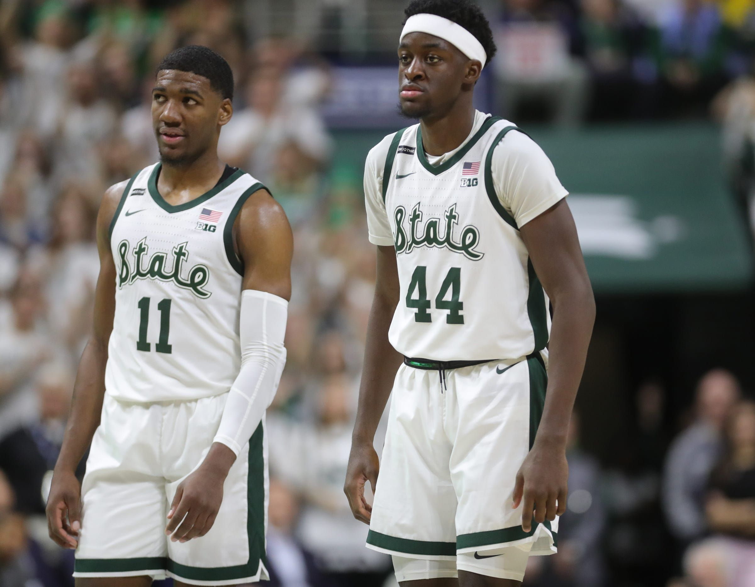 Michigan State Basketball Needs Gabe Brown To Become Aaron Henry Part Ii In Postseason In 2020 Michigan State Basketball Michigan State Spartans Basketball Michigan Sports