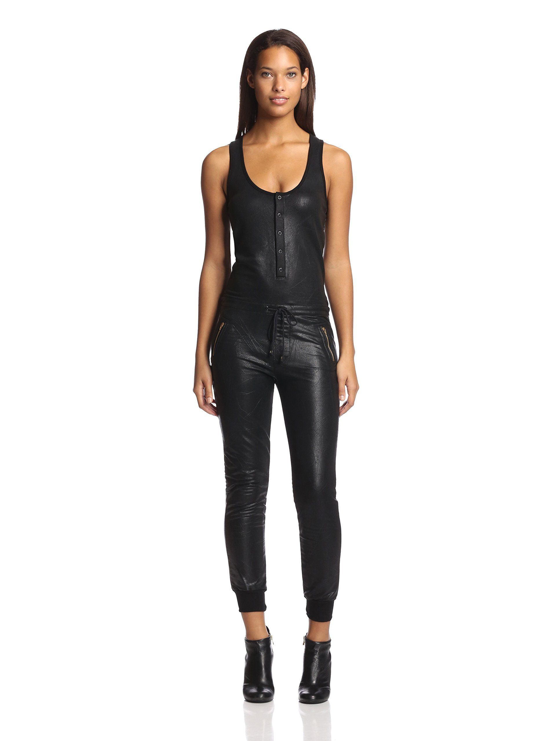 MODERNSAINTS Women's Jog Jumper at MYHABIT. This French Terry jumper serves every purpose that that leather would without the care concerns. how perfect with this be under a chunky knit crop sweater?