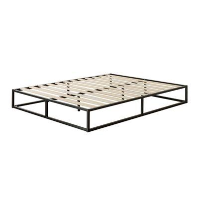 Zinus Bed Olb Mbbf 10 10 In Platforma Low Profile Wooden Slats