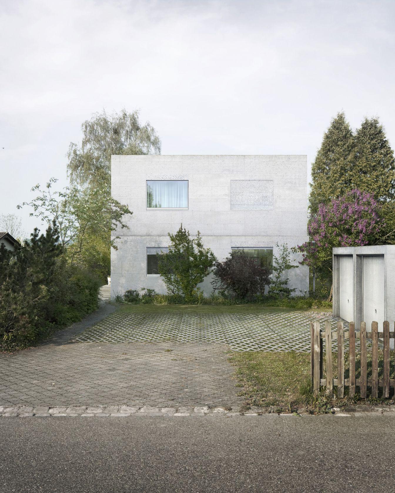 HDPF Architekten_Haus Meister_Zürich