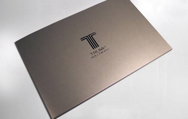 Condominium Brochure Design      Brochures Luxury