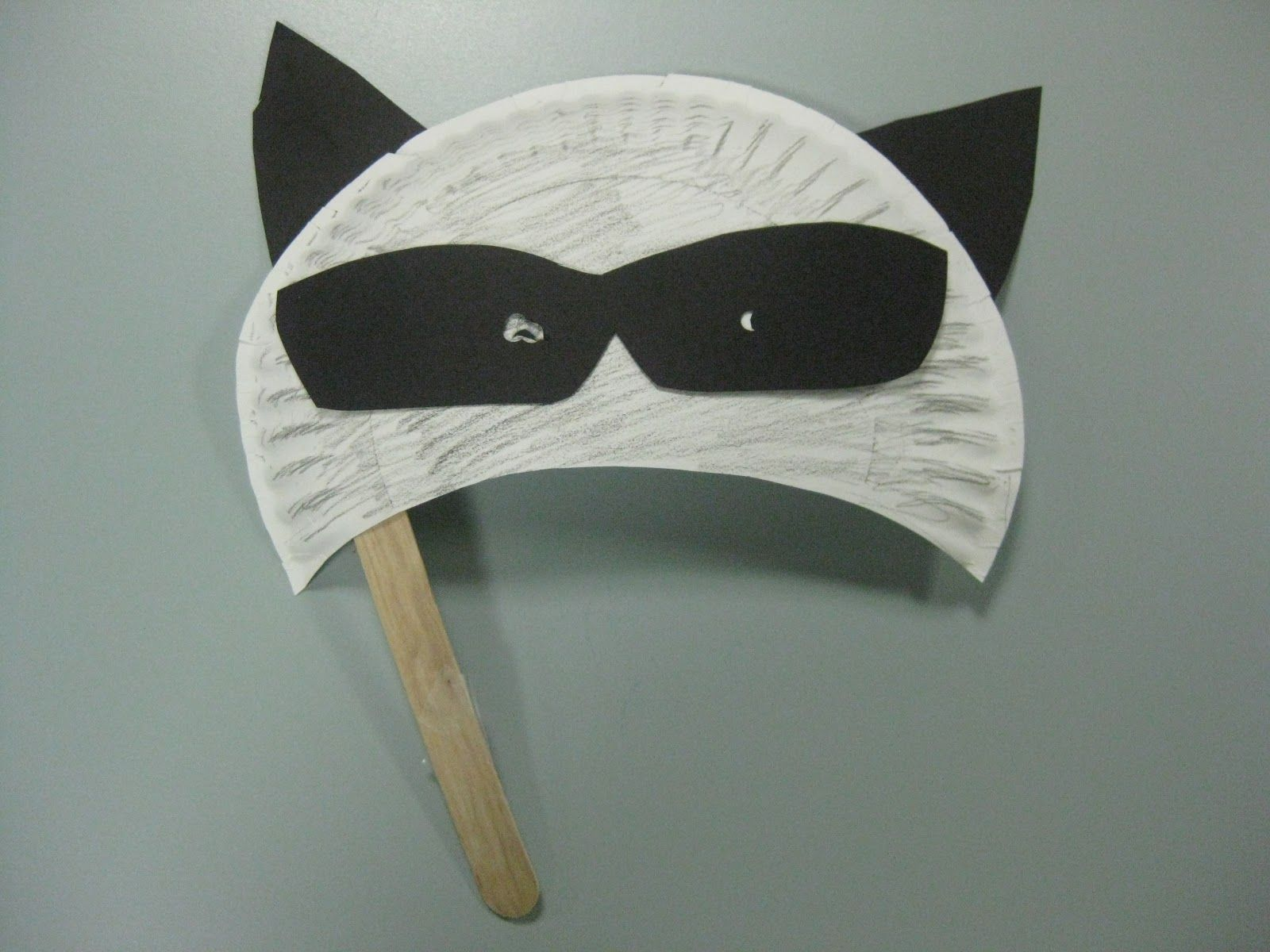Nocturnal Animals Crafts Clipart