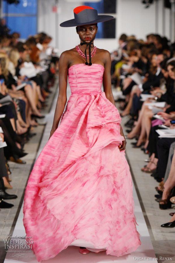 Oscar de la Renta Resort 2012 | Oscar de la Renta, Couture y Moda de ...