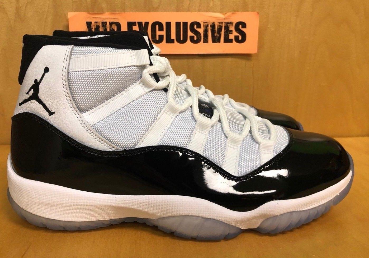 Nike Air Jordan 11 Concord Retro XI OG