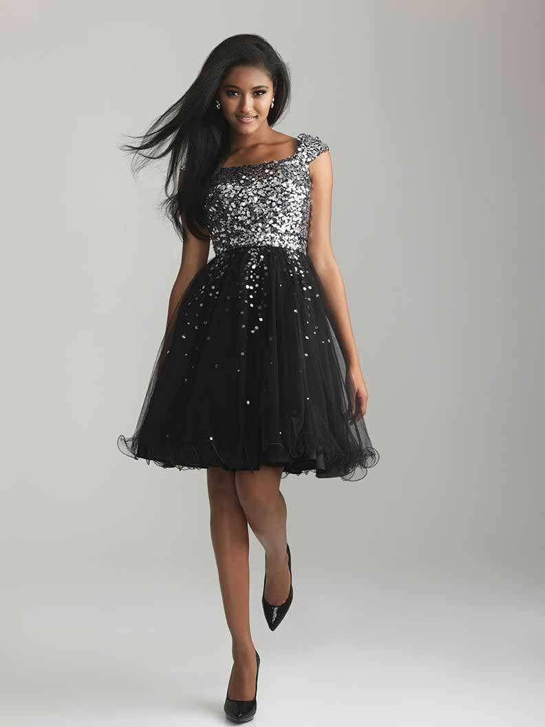 Night moves modest prom mlove this dress for homecoming or