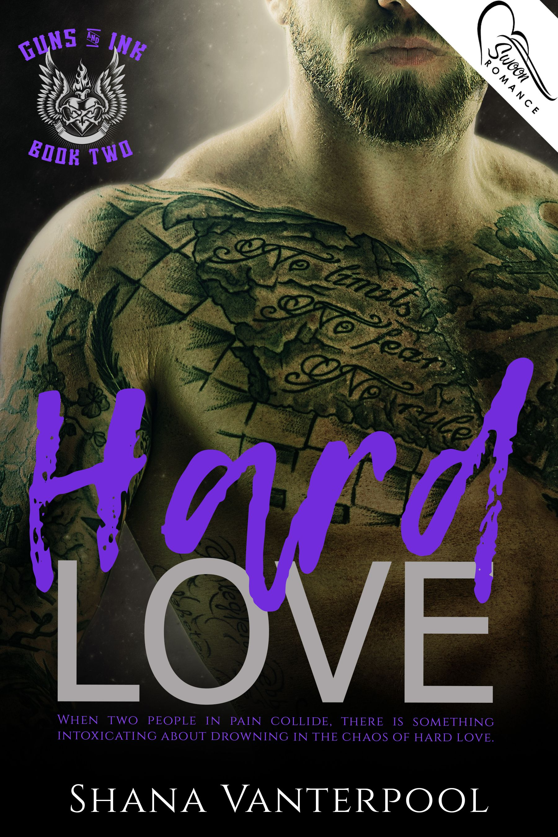 New release kindle unlimited hard love guns ink by