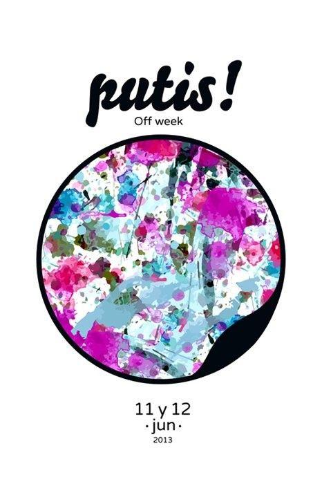 Putis! OFF Week Guest DJs  @ LeKasbah/Barcelona Tue, 11.06 / 20:00