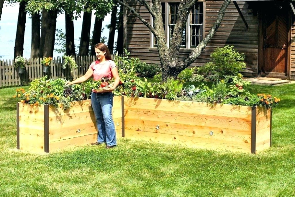 raised bed brackets raised garden bed corner precious