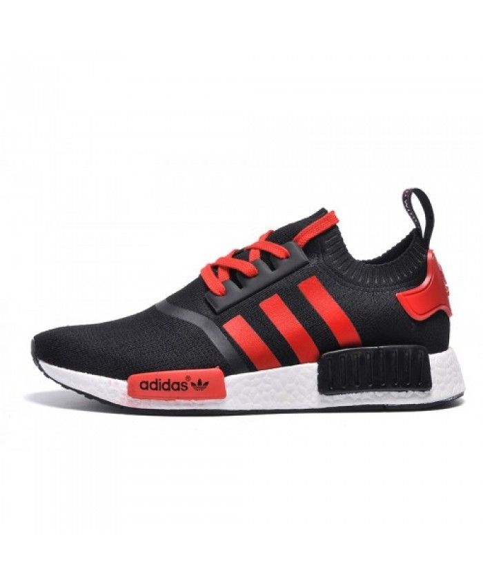 premium selection 1b163 d9677 ... low cost discount adidas nmd runner mens black red uk sale trainers  98fa6 4fcdb