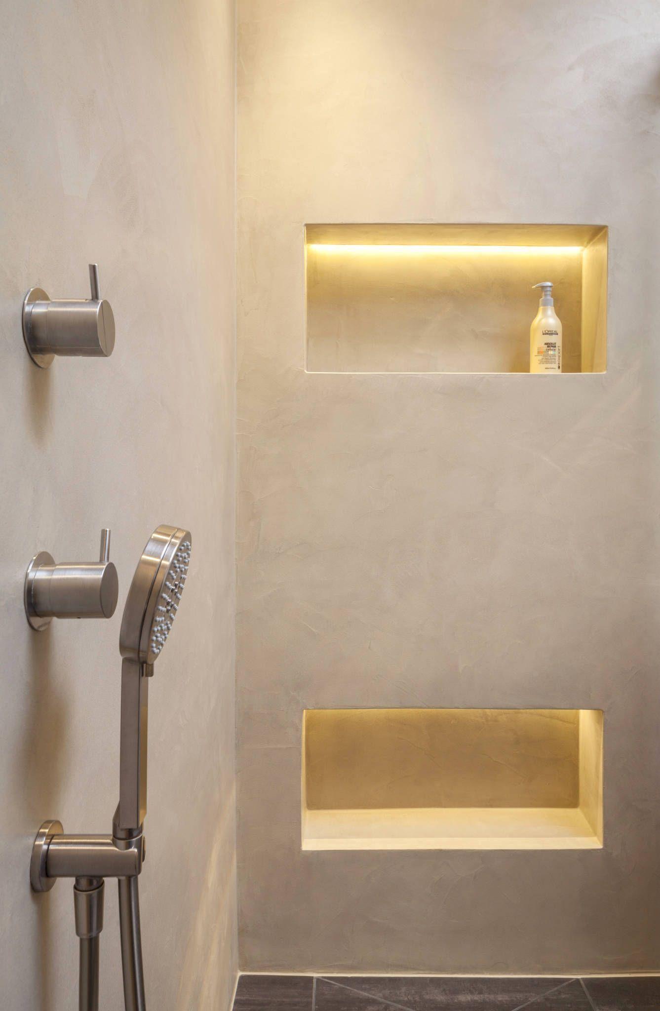 Photo of Fugenloses bad mit beton cirè moderne badezimmer von einwandfrei – innovative malerarbeiten o…