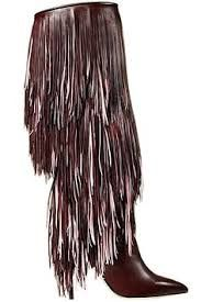 brian atwood fringe heels - Pinned by Closet Fabulous