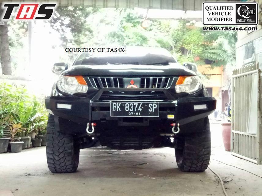 Jual Bumper Depan Forest Mitsubishi Triton 2015 Tas4x4 Di Lapak Tas 4x4 Indonesia Tas 4x4 Aksesoris Mobil Mobil 4x4