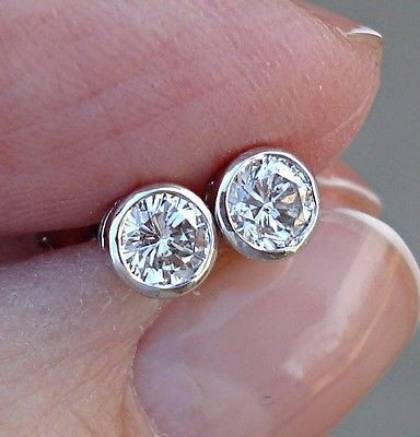 antique ba antiques stud c cushion cut w and oval bezel item mine diamond jewels lane earrings carat bella ruby t set