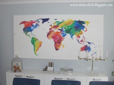 Gro e leinwand sch nes motiv gestalten pinterest gro e leinwand sch ne motive und leinwand - Wandbilder malen motive ...