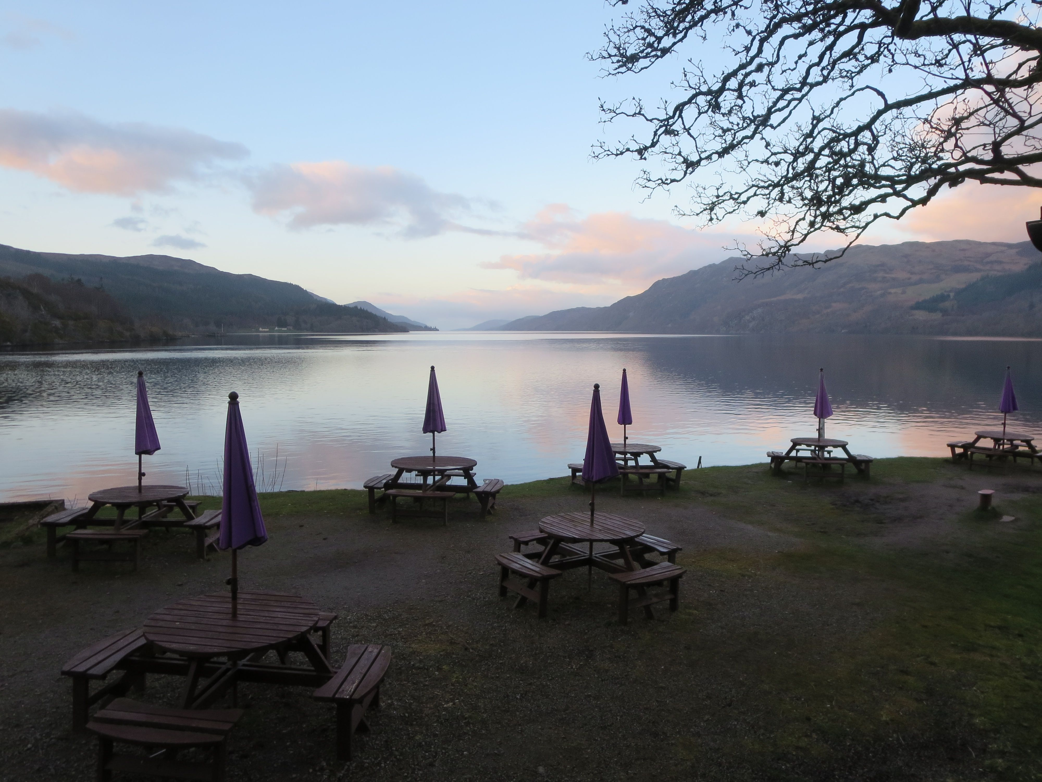 The Boathouse Bistro, Fort Augustus, Loch Ness