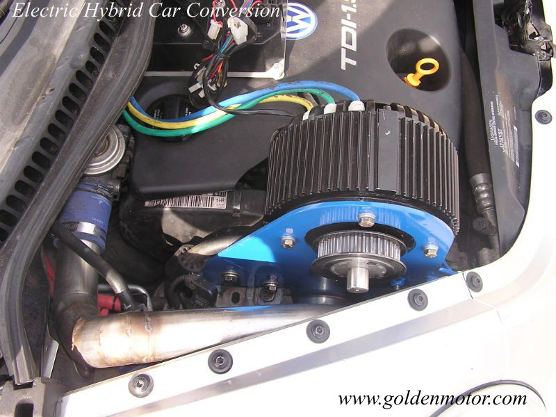Electric car conversion kit, Electric Car Motor, electric hybrid car ...