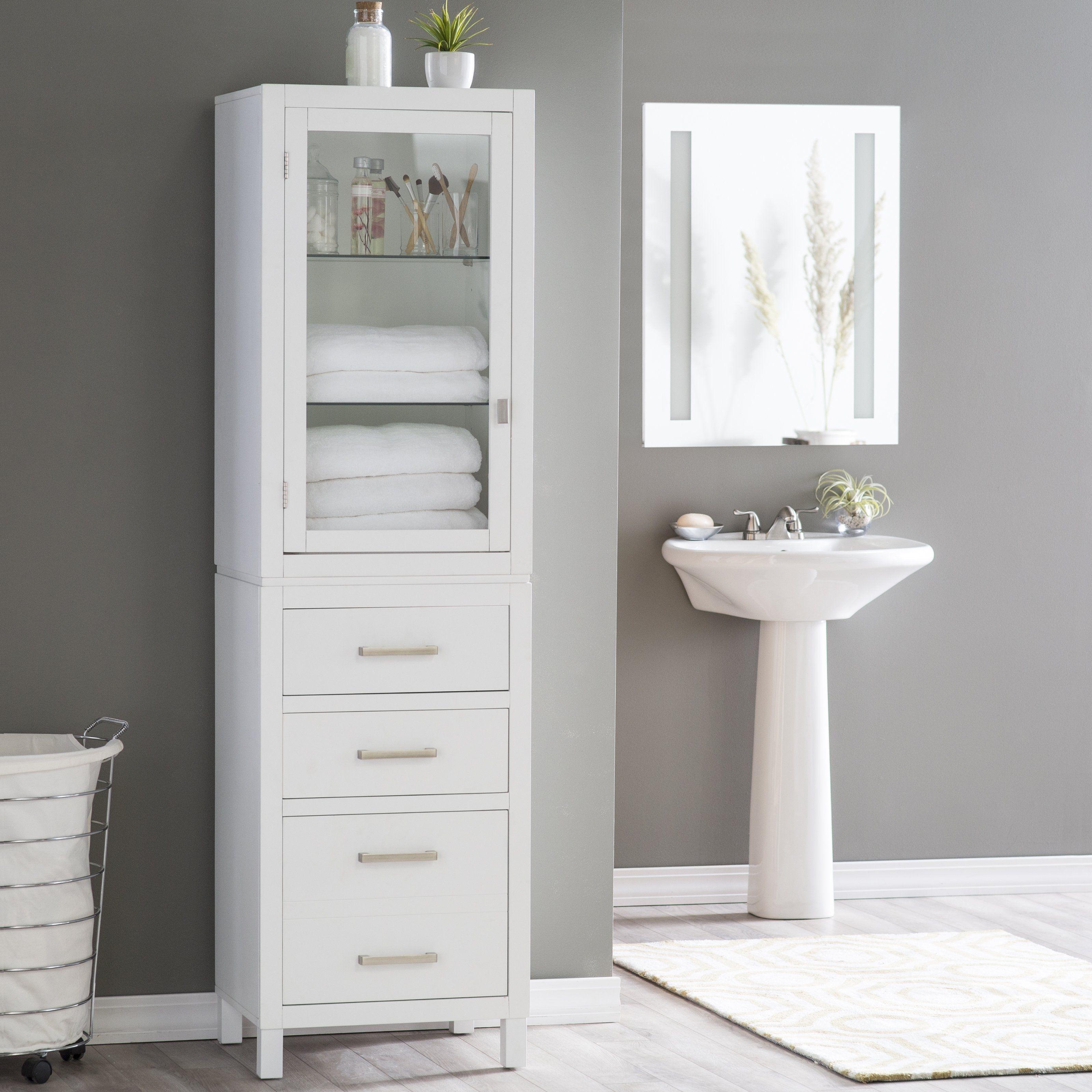 Bathroom storage ladder   ideas   Pinterest   Bathroom storage ...