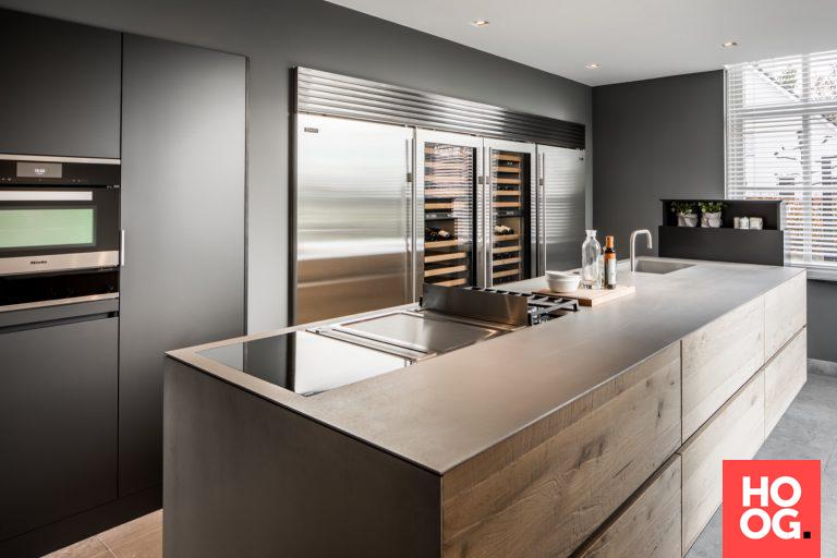 luxe keuken op maat ideeen huis pinterest k che und h uschen. Black Bedroom Furniture Sets. Home Design Ideas