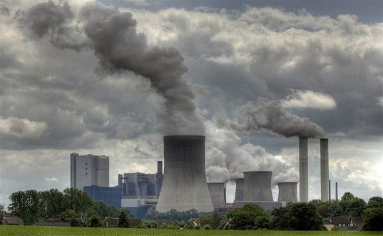 Us Emissions Rose 4 In 2010 Partly Due To Increased Coal Use