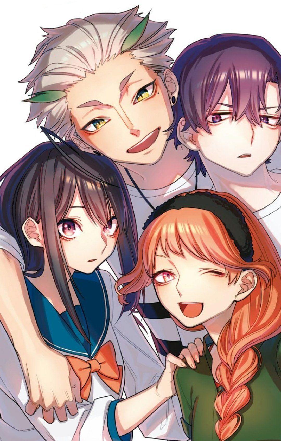 𝘼𝙡𝙚𝙭 👺 on Twitter in 2020 Anime, Manga, Age