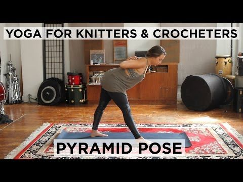 yoga poses for crafting aches and pains  yoga for stress