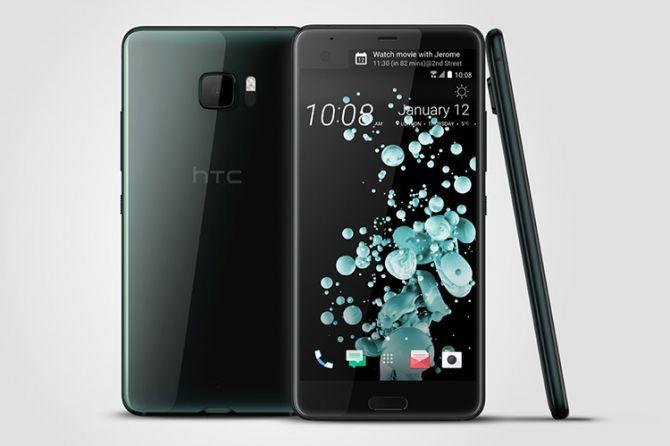Pocele Predbiljezbe Za Htc U Ultra I Htc U Play Ict Business Htc Phablet Smartphone