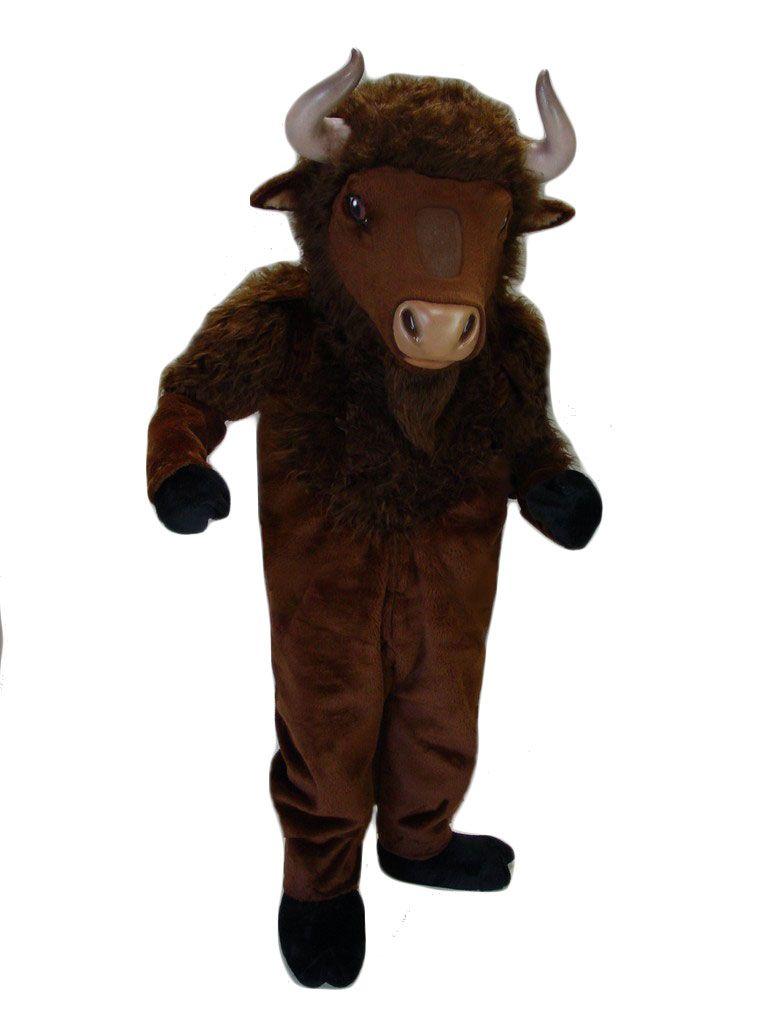 Buy Buffalo Mascot Costume MaskUS 41296   Mascot Costumes ...