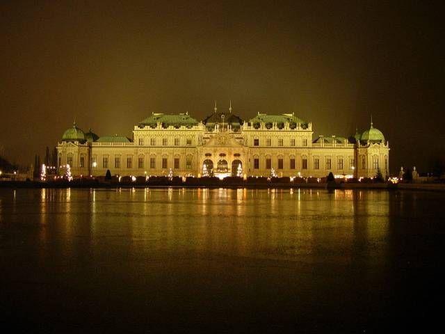 Osterreichische Galerie Belvedere Intended As A Summer Residence For Prince Eugene Of Savoy Was Outside The City Wa Vienna Austria Schonbrunn Castle Vienna