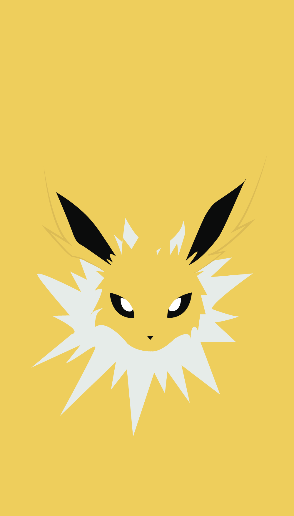 pokemon wallpaper jolteon | pokemon | pinterest | fondo de pantalla