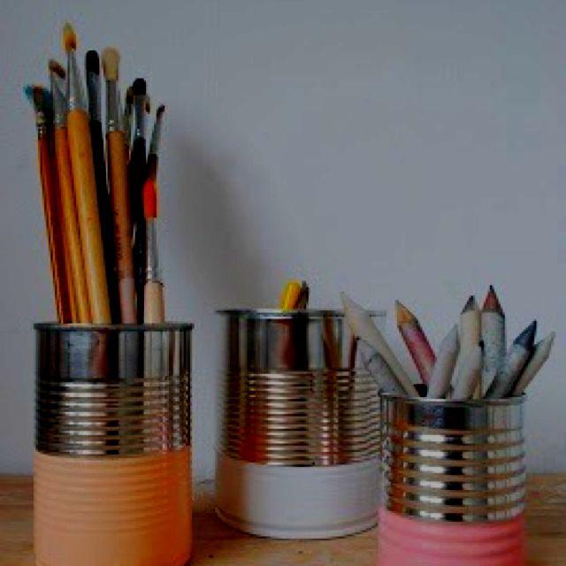 Cute Pencil Holders Lol
