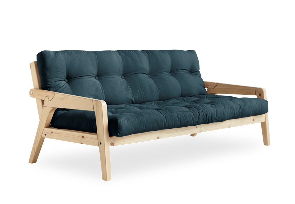 Brilliant Grab By Karup Design Of Denmark 3 Seat Futon Sofa Bed Uk Camellatalisay Diy Chair Ideas Camellatalisaycom