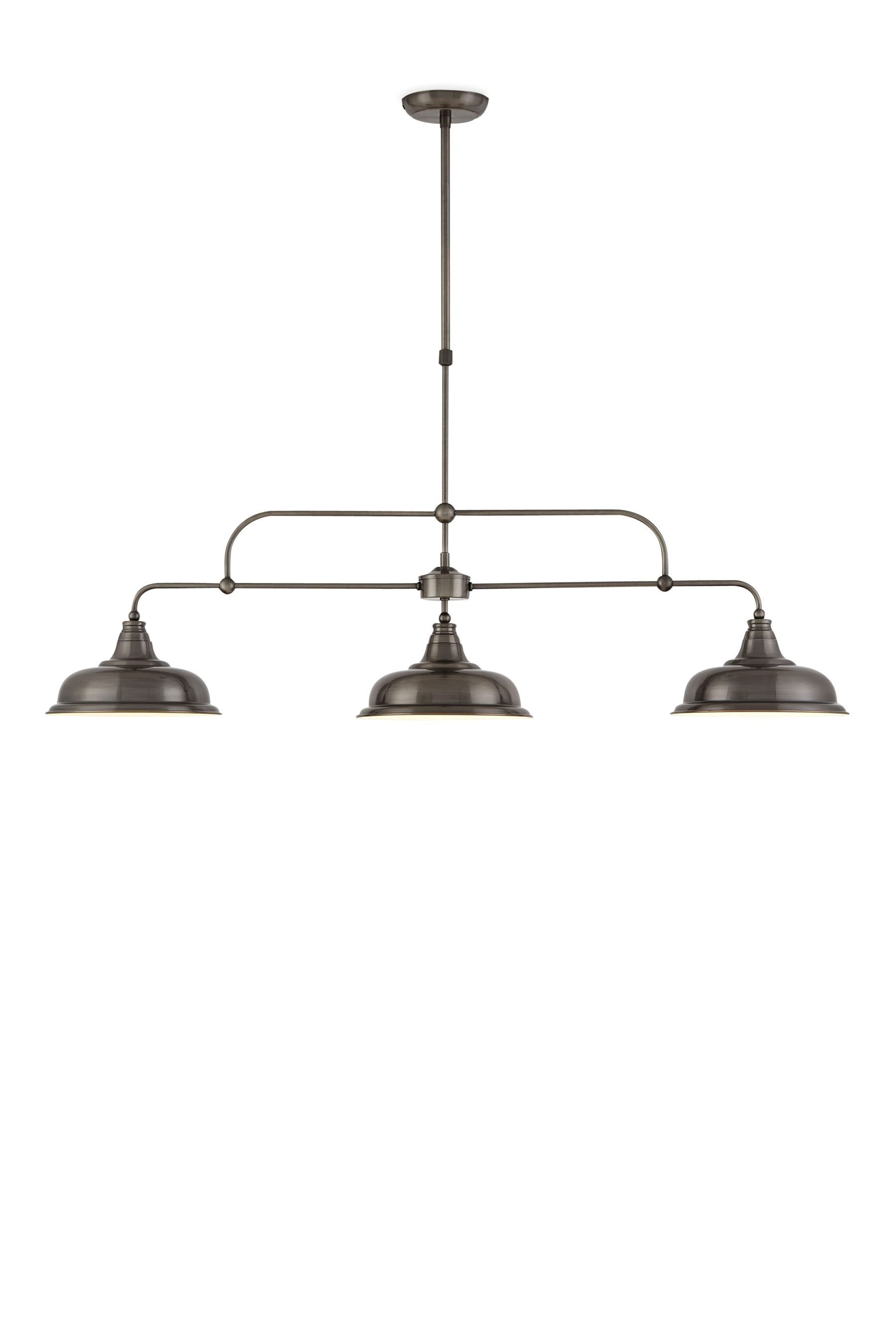Buy Oxford 3 Light Linear Pendant From The Next UK Online