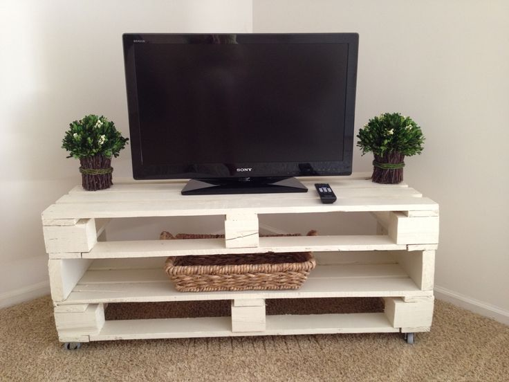 Pallet Tv Stand 40+ tv stand ideas for ultimate home entertainment center | pallet