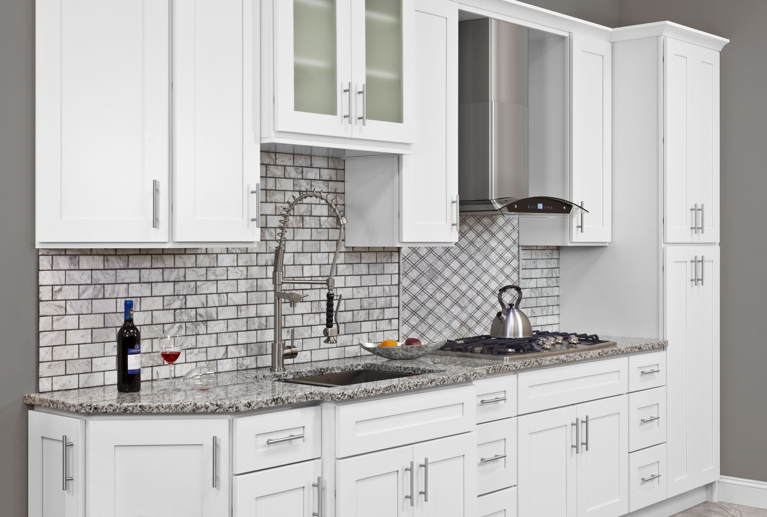 Alpina White Kitchen Kitchen Cabinets White Kitchen Cabinets Steel Kitchen Cabinets