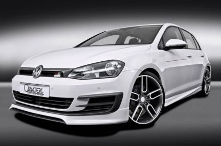 2014 Volkswagen Golf Vii By Caractere Automobile And Jms