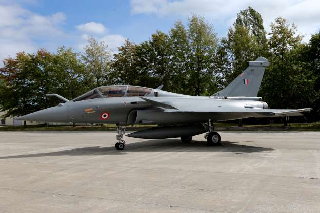 Indian Air Force Takes Delivery of First Rafale Fighter