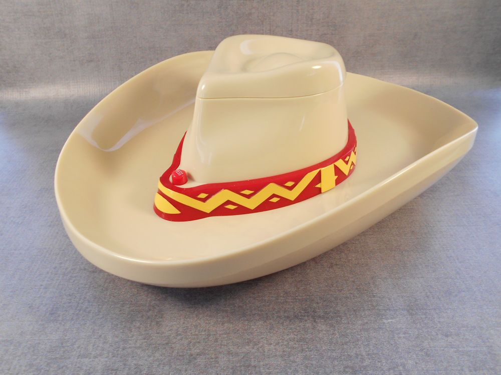 aaca0403a9133 The Original Chips and Salsa Bowl Hat Dip 2002 Plays Bonanza Theme Song  Musical. Pre