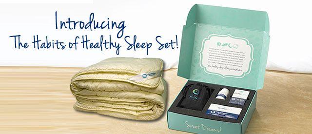 Sleep is a key part of a healthy lifestyle. Need help getting quality sleep? We can help! #habitsofhealth #tsfl
