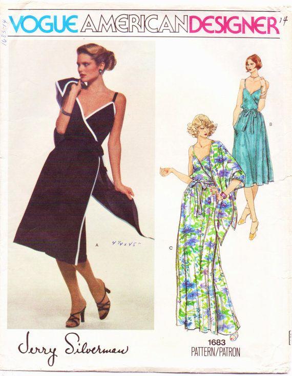 1970s Jerry Silverman Womens Boho Dress & Shawl by CloesCloset ...