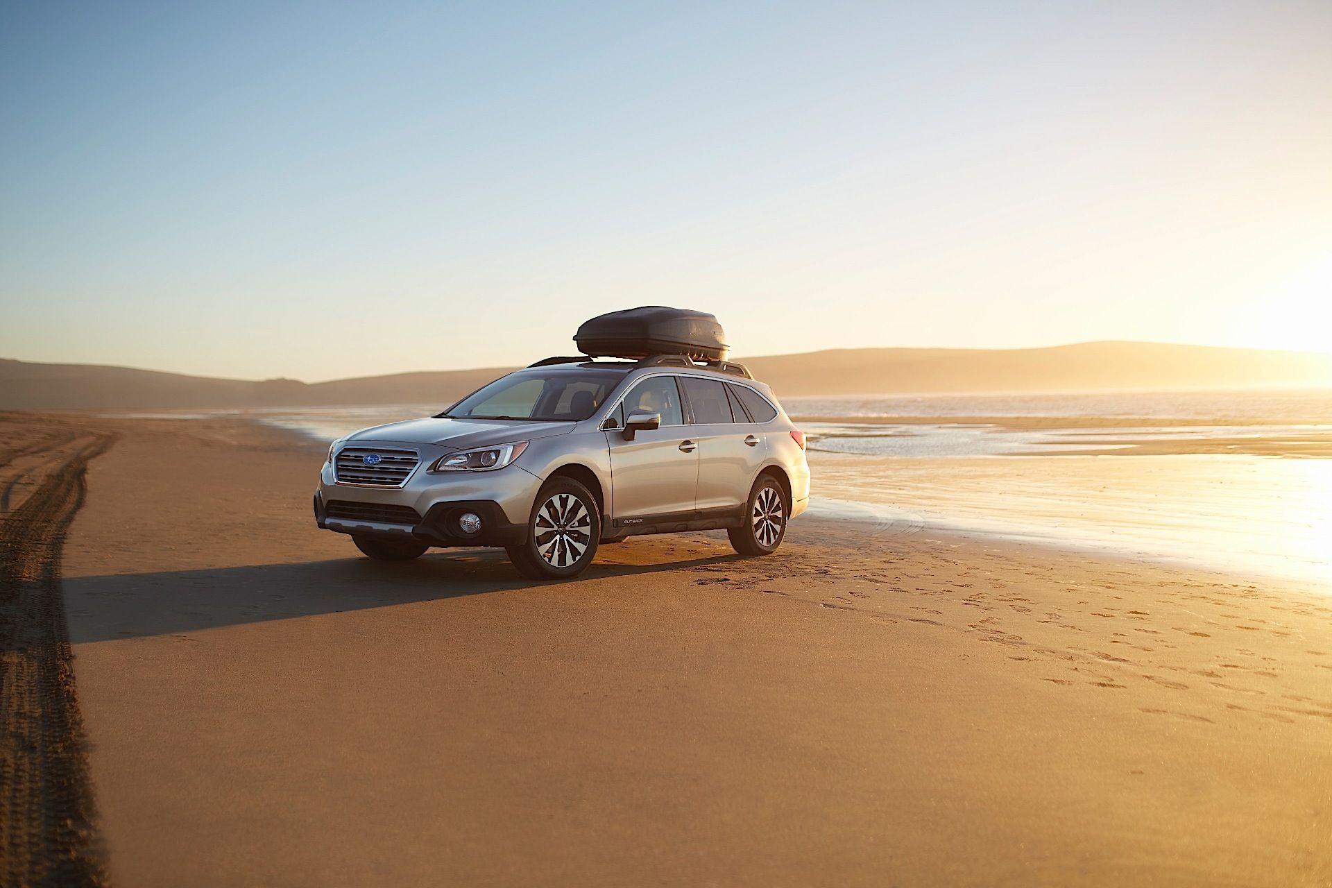 SUBARU Outback (2014 Present) Subaru outback 2015